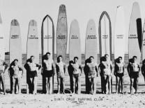 Wo Prinzen die ersten Wellen ritten: Surf City Santa Cruz