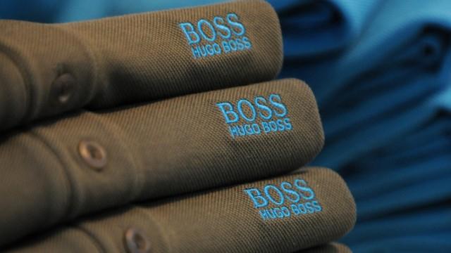 Bilanz PK Modekonzern Hugo Boss
