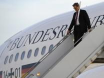 Aussenminister Westerwelle reist in die Vereinigten Staaten