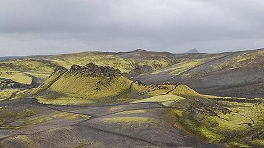 Vulkane Island