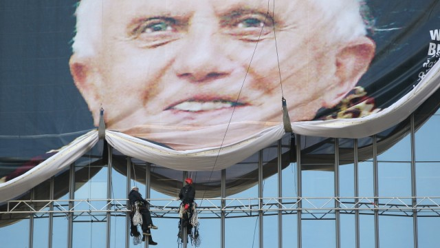 Germany Prepares For Pope Visit