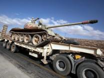 Libya unrest Bani Walid