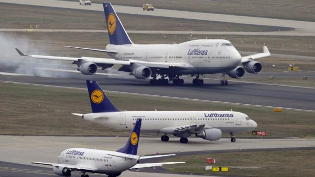 Lufthansa bleibt Platzhirsch in Frankfurt