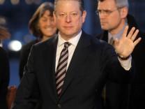 Weltklimagipfel - Al Gore