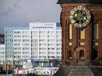 RUSSIA-KALININGRAD Königsberg