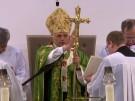 Papst feiert Gottesdienst mit 70.000 Gläubigen in Berlin (Vorschaubild)