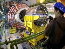 Teilchenforschungszentrum Cern