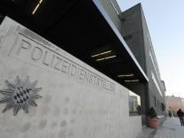 Justiz ermittelt gegen Polizeichef