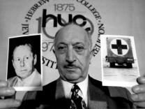 Simon Wiesenthal, 1973