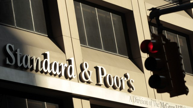 Standard and Poor's in New York