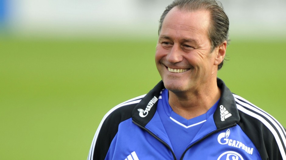Stevens neuer Schalke-Trainer