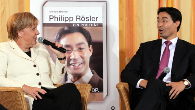 Buchvorstellung Philipp Rösler