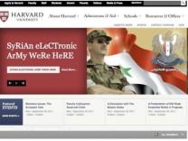 Syrien Harvard