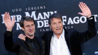David Rott und Udo Jürgens
