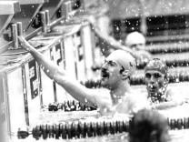 Olympia 1976: Klaus Steinbach Vorlauf-Sieger