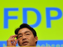 Seit Mai FDP-Chef und Vizekanzler: Bundeswirtschaftsminister Philipp Rösler