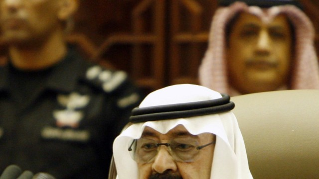 King Abdullah announced that women will be members of the Shura C