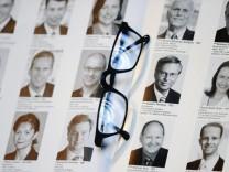 Konstituierende Sitzung des 17. Bundestags Abgeordnete des Deutschen Bundestages.
