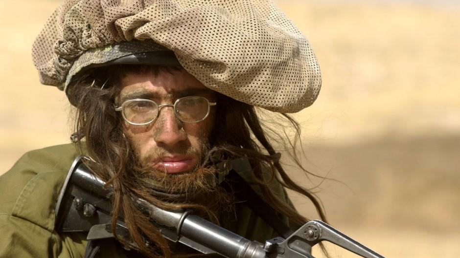Militär in Israel Ultra-orthodoxe Soldaten in Israel