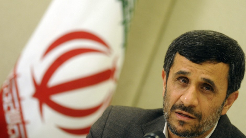 Ahmadinedschad in Brasilien