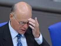 Norbert Lammert rüffelt Koalition für Blamage beim Betreuungsgeld