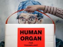 Regeln für Organspende