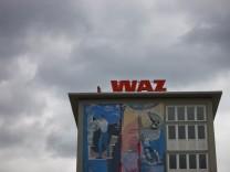 WAZ Medien Gruppe in Essen
