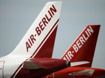 Air Berlin stoppt Gratisflug-Programm fuer Prominente