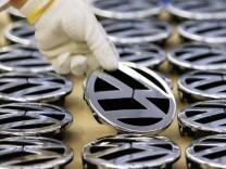 VW-Konzern mit Absatzrekord