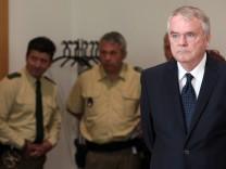 Prozess gegen Ex-Staatssekretär Pfahls