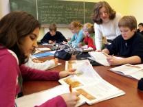 Latein-Unterricht