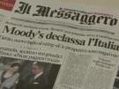 Moody's stuft Kreditwürdigkeit Italiens herab (Vorschaubild)