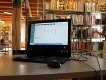Bruck: Stadtbibliothel GOES ONLINE - Aumuehle