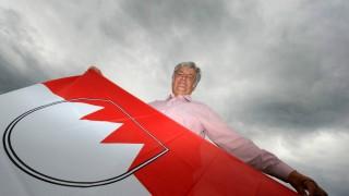 Franken Flagge Joachim Kalb