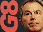 Tony Blair, Foto: Getty, Montage: sueddeutsche.de