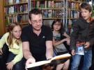 Lesung in der Stadtbücherei