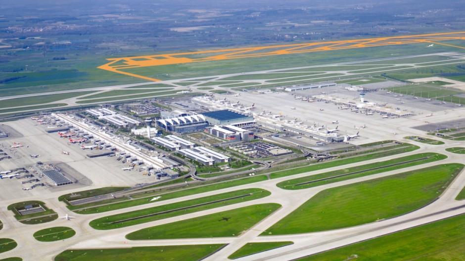 Dritte Startbahn am Muenchner Flughafen kostet 1,2 Milliarden Euro