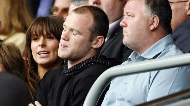 Wayne Rooney's father arrested in betting investigation