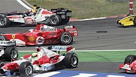 Nürburgring; dpa