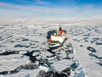'Polarstern' expedition documents dramatic sea ice decrease