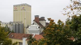 Paulaner / Hacker Pschorr Brauerei in München, 2010