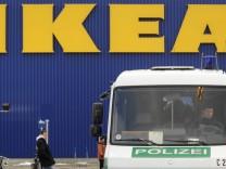 Erpresser attackieren Ikea