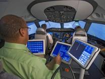 Boeing 787 Dreamliner Pilotenschulung