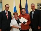 Medaille für Verdienste um die Innere Sicherheit in Bayern