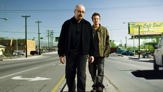 Breaking Bad: No Mas