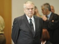 Prozess gegen Ex-Staatssekretaer Luwig-Holger Pfahls