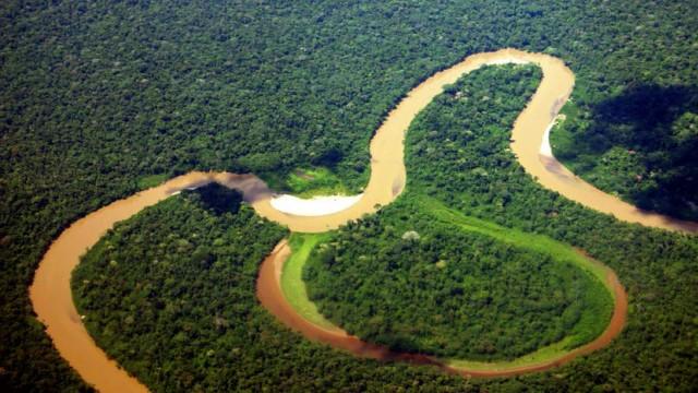 Yasuni-Nationalpark in Ecuador: Ölfelder im Untergrund