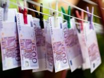 Geldwäsche nimmt zu - Schwerpunkt Internetkriminalität