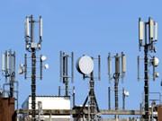 Antennen, UMTS, Mobilfunk, Foto: dpa