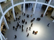 Pinakothek der Moderne, 2004
